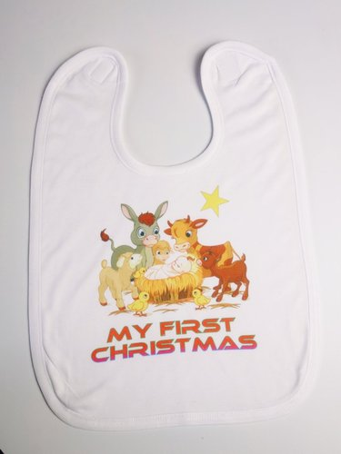My first Christmas - Krippe